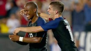 Роден в Либерия вкара дебютен гол и донесе победа на САЩ