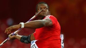 Олимпийският шампион на копие открива сезона в Юджийн