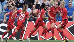 Лион спечели женската Шампионска лига