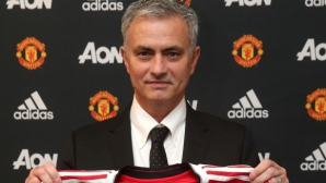 Официално: Жозе Моуриньо е новият мениджър на Манчестър Юнайтед