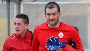 Стоян Колев ще изиграе последен мач с екипа на ЦСКА