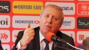 Александър Томов даде новото ЦСКА на УЕФА