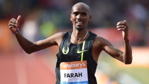 Мо Фара спечели бягането на 10 километра в Юджийн
