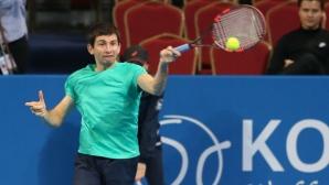 Лазов отпадна на полуфиналите в Русе