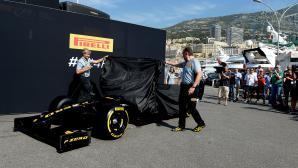 Пирели представиха гумите за 2017 в Монако (Снимки)