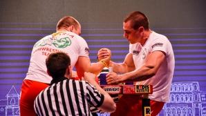 Две титли за българите от Европейското първенство по канадска борба