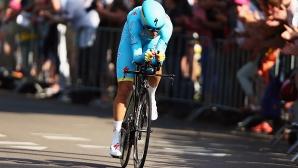 Винченцо Нибали на практика си осигури победата в Обиколката на Италия
