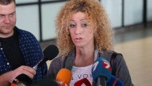 Ина Ананиева: Не сме свикнали да сме втори с такава игра