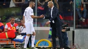 Бензема: Искам да играя дълги години в Реал