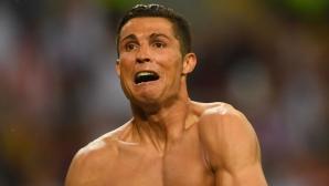 Кристиано да не е голмайстор на Лига Европа, питат язвително в Каталуня