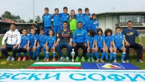 Децата на Левски със страхотно представяне и финал на много силен турнир в Германия