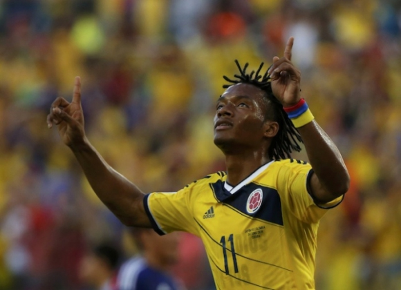 Колумбия се разправи с десет от Хаити