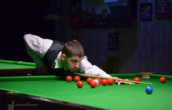 Калин Върбанов спечели последния снукър турнир за сезона