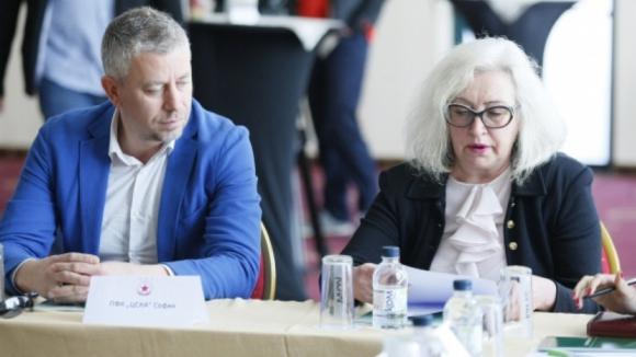Синдикът на ЦСКА коментира последните планове на Гриша Ганчев