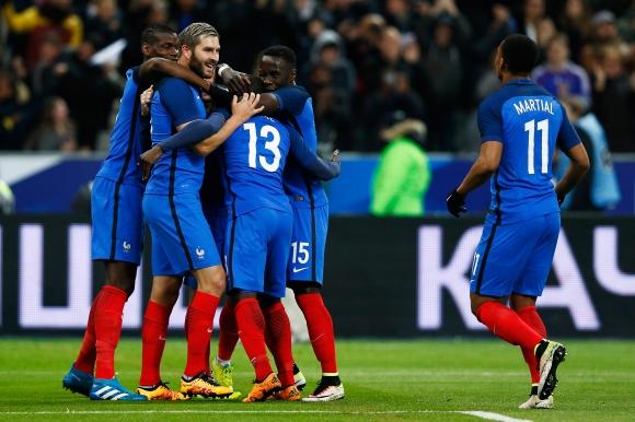 Вижте с кого Франция ще гони титлата