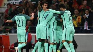 Португалия с класика срещу Норвегия (видео)