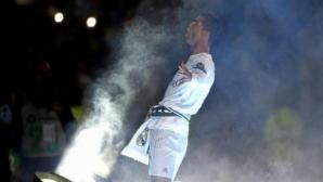 Роналдо: Идва ми да запея от кеф