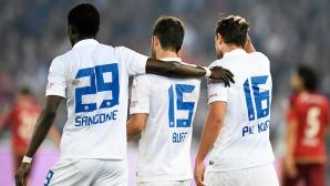ФК Цюрих спечели за девети път купата на Швейцария по футбол
