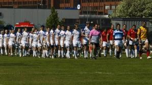 България загуби от Финландия на ръгби, чака новия жребий за Европа