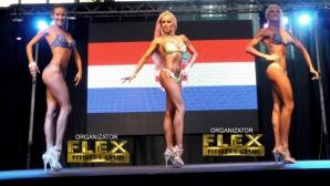 Анн-Джи стана балканска шампионка по фитнес