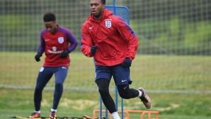 Стъридж поднови тренировки с националния тим