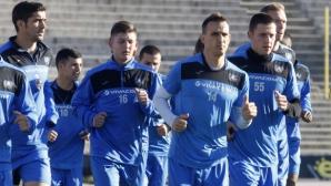 """""""Сините"""" започват на 13-и юни, три седмица тренират в Правец"""