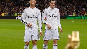 По шестима от Реал и Атлетико в идеалния състав на Шампионска лига