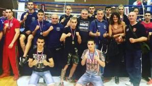 13 медала за националите по кикбокс от Балканското първенство в Сърбия
