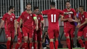 Муслин с втора победа начело на Сърбия