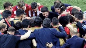 Атлетико развързва кесията в опит да задържи Чоло
