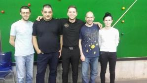 Български треньори с европейски лиценз