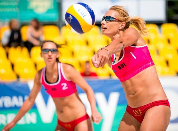 Ягода срещу Малинова на плажа във Вилнюс! Гледайте ТУК!!!