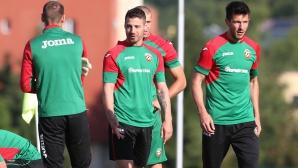 Манолев призна за ЦСКА