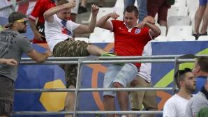 Руският футболен фен, който беше арестуван заради участие в безредиците в Марсилия, е пуснат