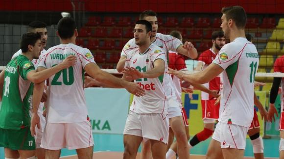 България обърна Дания с 3:1 в Скопие (ГАЛЕРИЯ)