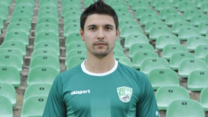 Илия Миланов: Искам в трети кръг на Лига Европа с Берое и място в националния