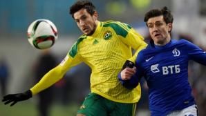 Турци отмъкват Манолев под носа на ЦСКА