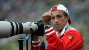 Руска легенда в спортната фотография с изложба в София