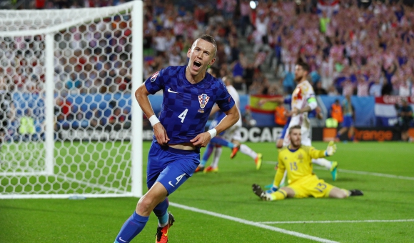 Хърватия прати Испания в