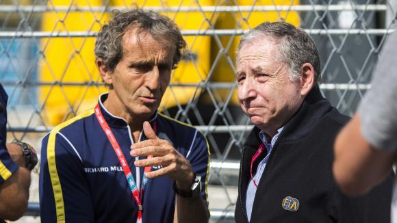 Ален Прост: Райконен е приел ролята на втори пилот във Ферари