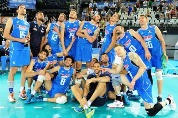 Италия с чиста победа над Австралия (ВИДЕО)