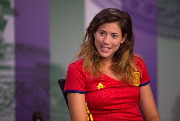Мугуруса: В Испания сме луди по футбола