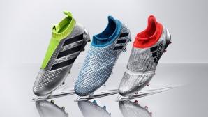 """adidas вдъхновява играчите да бъдат първи с гамата """"Mercury"""""""