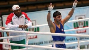 Даниел Асенов донесе още една квота на България за Рио