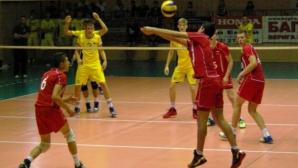 Волейболните национали до 18 години пристигнаха в Рим