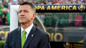 Осорио остава начело на Мексико въпреки погрома със 7 гола от Чили
