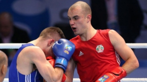 Симеон Чамов загуби в 1/4-финалите на олимпийската квалификация в Баку
