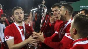 Демона: ЦСКА е върхът в кариерата ми