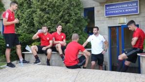 Стана ясен часът на контролата на ЦСКА с Интер