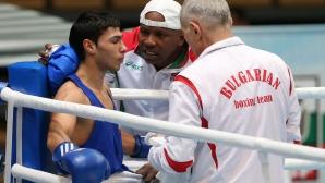 Даниел Асенов се класира за финала на олимпийската квалификация в Баку